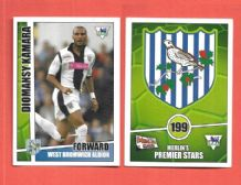 West Bromwich Albion Diomansy Kamara 199 (MPS)